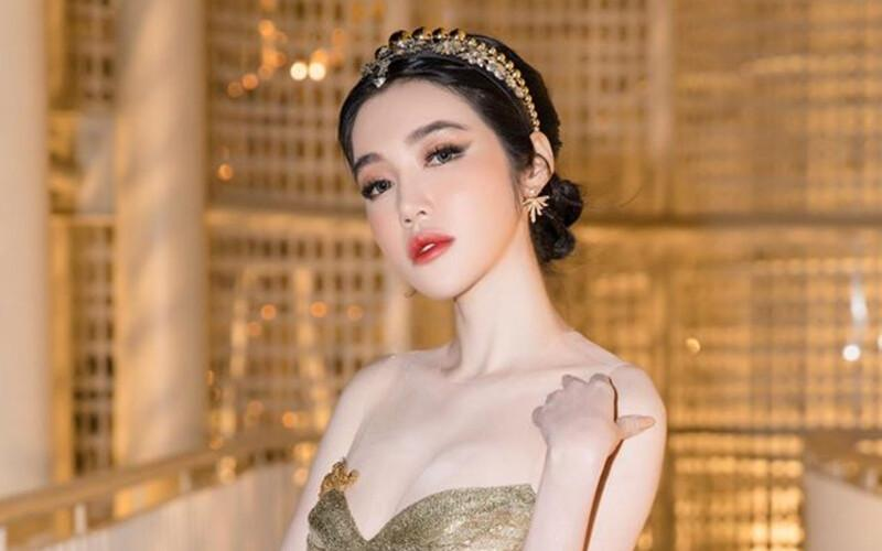 Elly Trần ngậm ngùi thừa nhận vòng một nay đã 'xuống cấp' nhiều