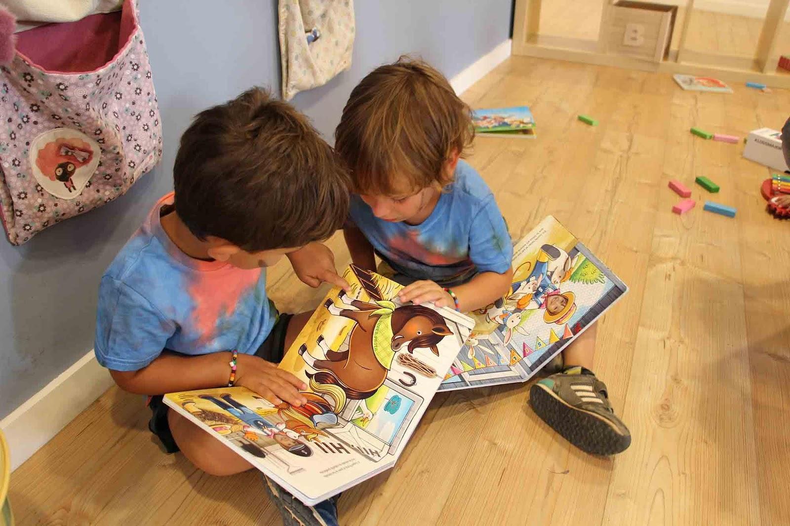 Los niños y la sobreexposición a las pantallas
