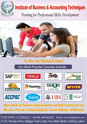 SAP ERP (SAP ECC6) Training in Lahore - Educational