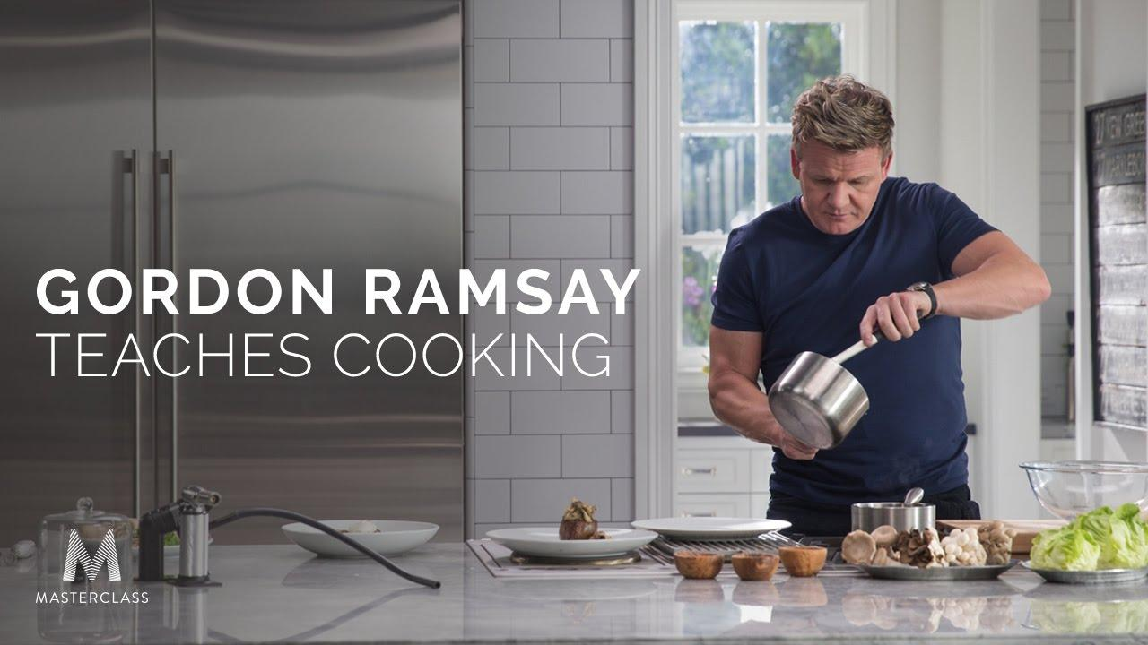 Download Gordon Ramsay's Masterclass from College Student Textbooks
