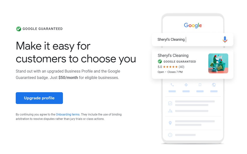 גוגל רוצה להתחיל להרוויח מפרופילים עסקיים