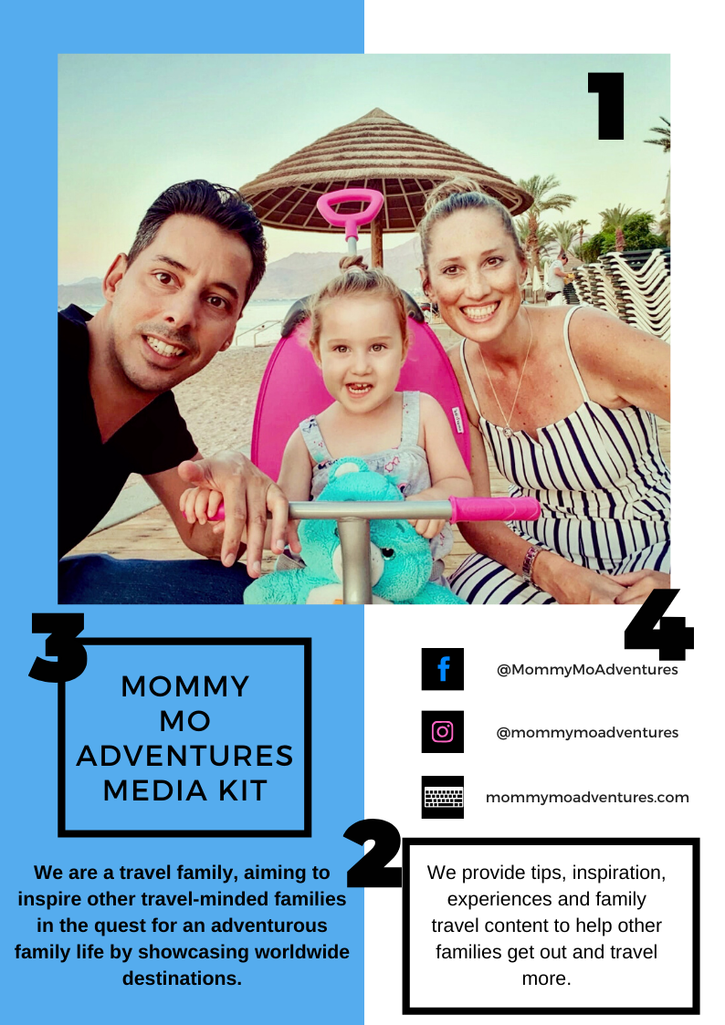 MommyMoAdventures Media Kit pg1