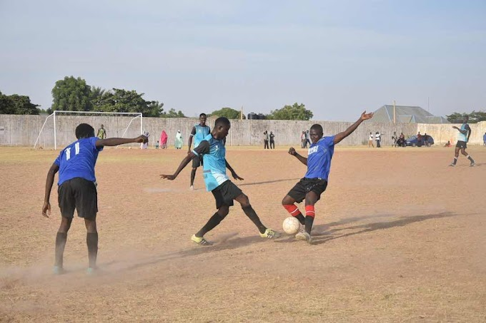Adamu Yola Cup: Defending Champions All Stars, Balanga United Book Semi-Final Tickets