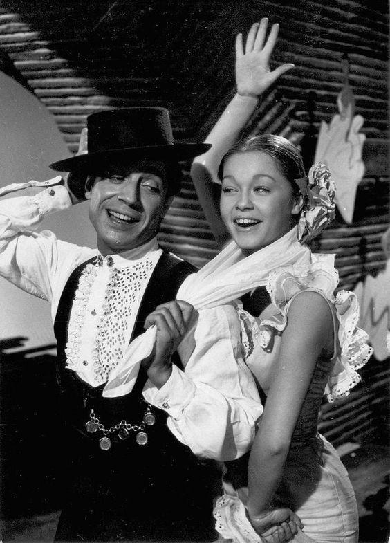 Resultado de imagen de Antonio el bailarin y Marisol