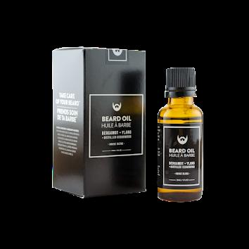 Bergamot + Ylang Beard Oil
