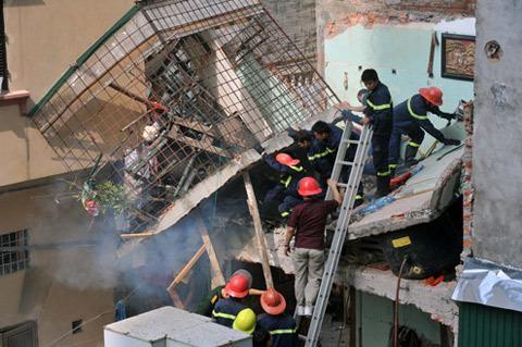 Phòng chống cháy nổ khí Gas