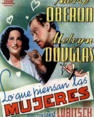 Lo que piensan las mujeres (1941, Ernst Lubitsch)