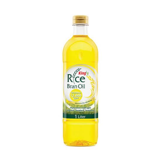 2. น้ำมันรำข้าว King Rice Barn Oil