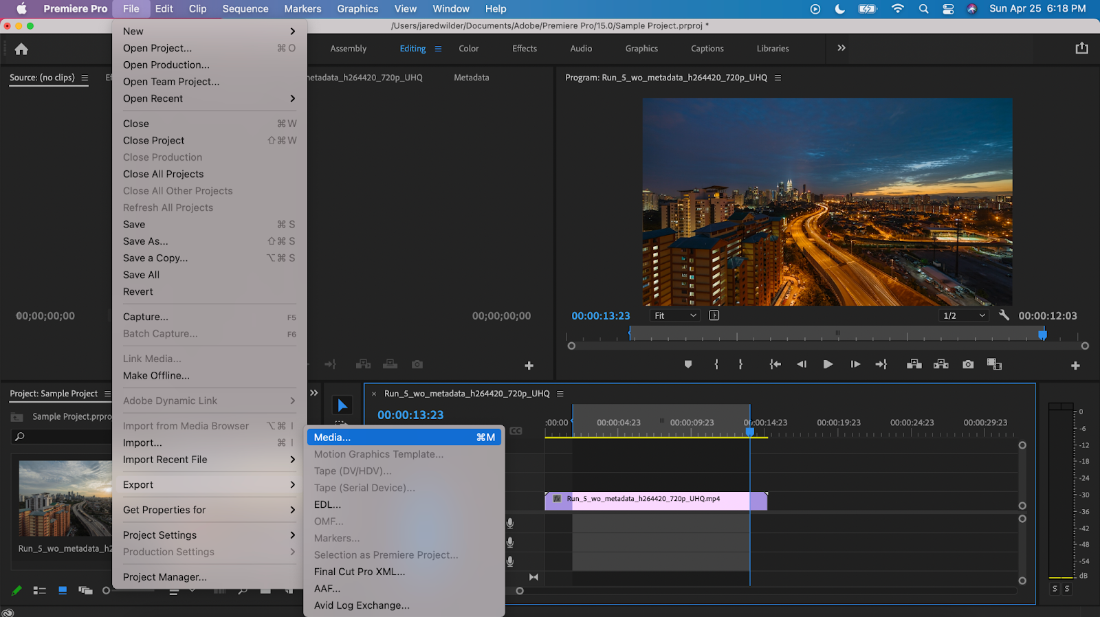 Premiere Export Settings for YouTube: The Ultimate How-To Guide 8