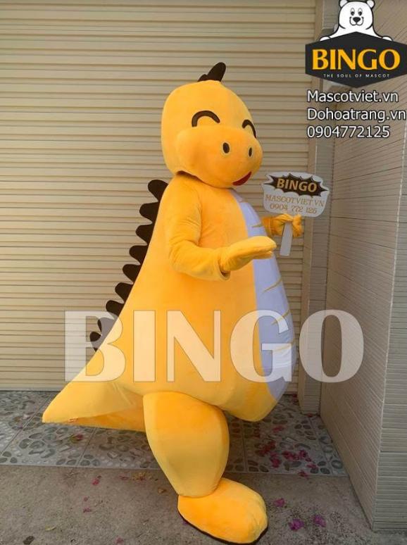 Mascot Khủng long