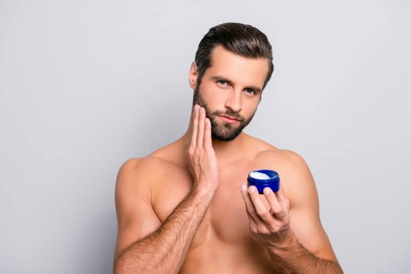 How To Straighten Your Beard - Beard Wax