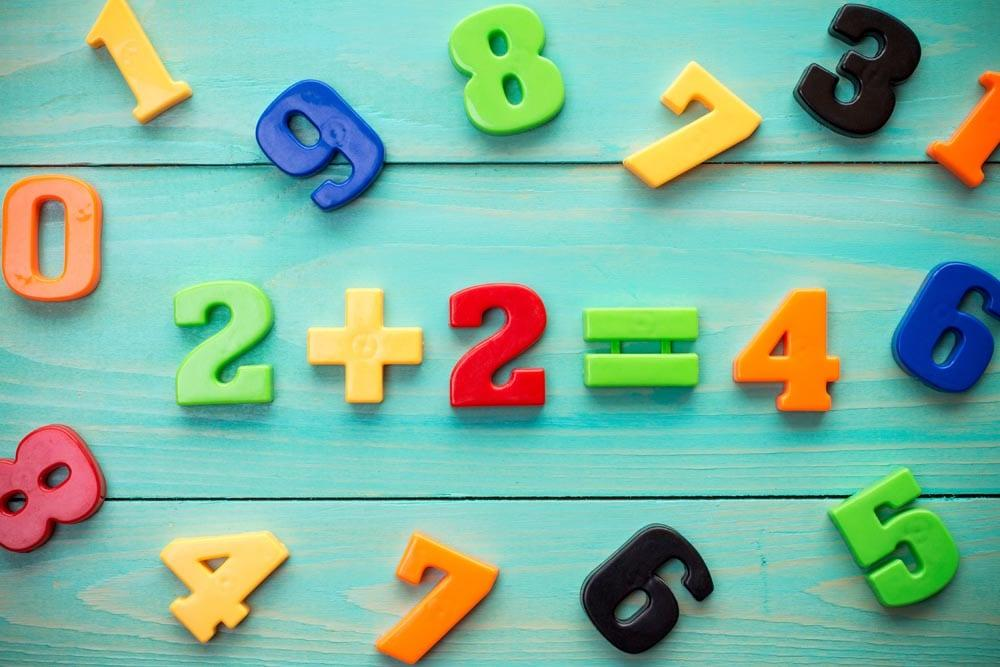 Breaking Numbers Apart   Math Solutions