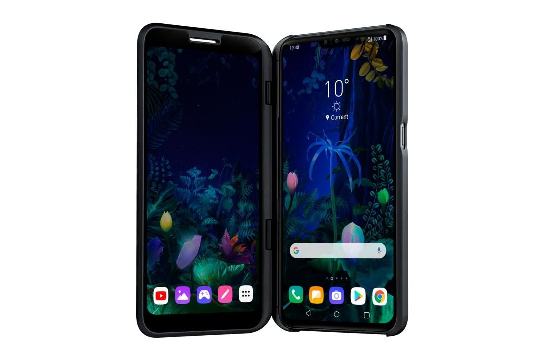 Image result for LG's V50 ThinQ