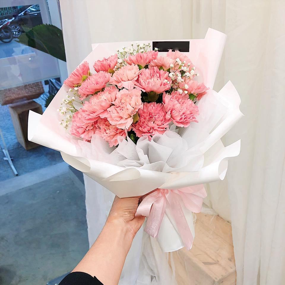 mẫu hoa cẩm chướng 20-11