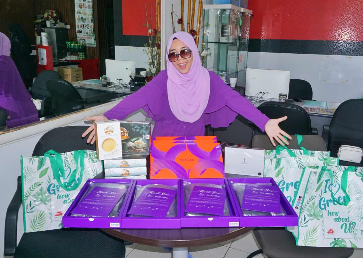 premiuk beautiful Therapants bangsar kl