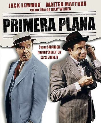 Primera plana (1974, Billy Wilder)