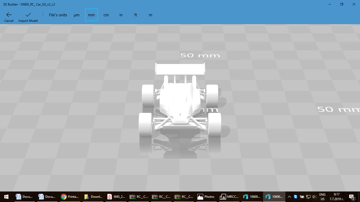 RC Cars 3D Printing - 3D Print Your Own RC Cars