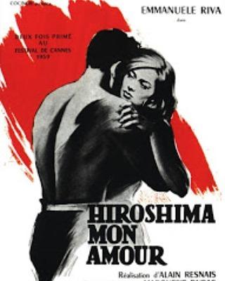 Hiroshima, mi amor (1959, Alain Resnais)