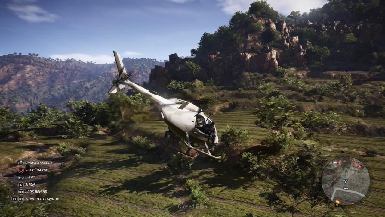 Afbeeldingsresultaat voor ghost recon wildlands helicopter