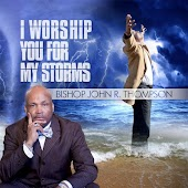 I Worship You for My Storms