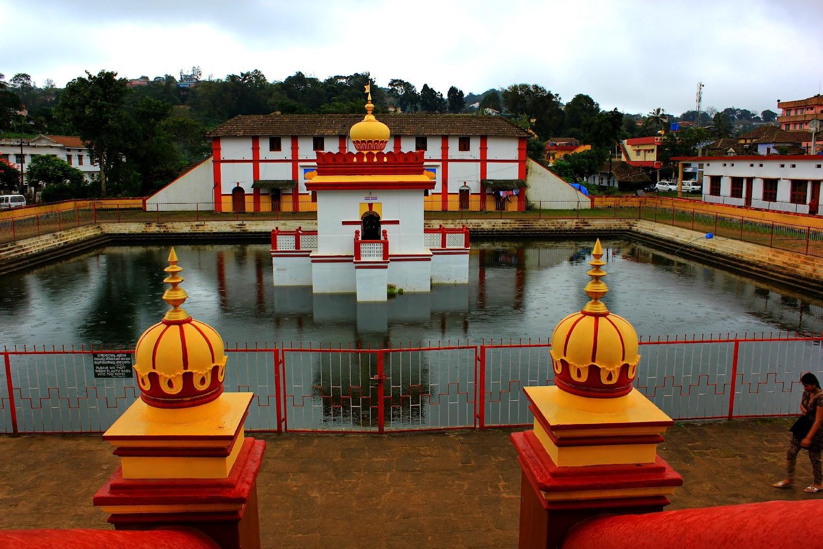 Image result for 10. Omkareshwara Temple image