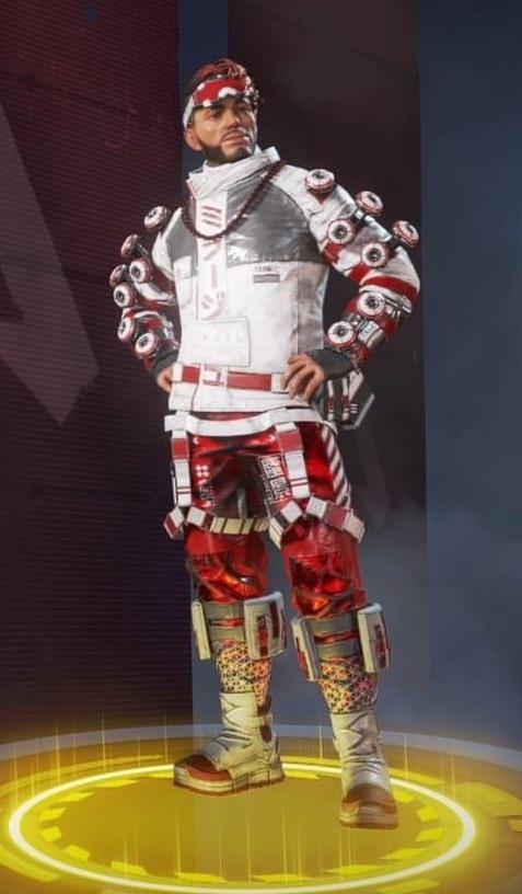 Mirage's Center Stage skin