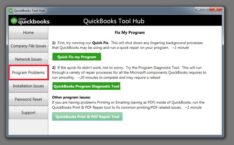 Quickbooks error 6073 : quick fix