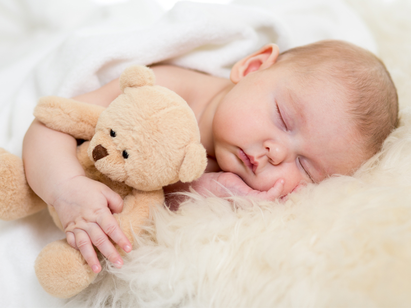 soki tium giúp trẻ ngủ ngon giấc