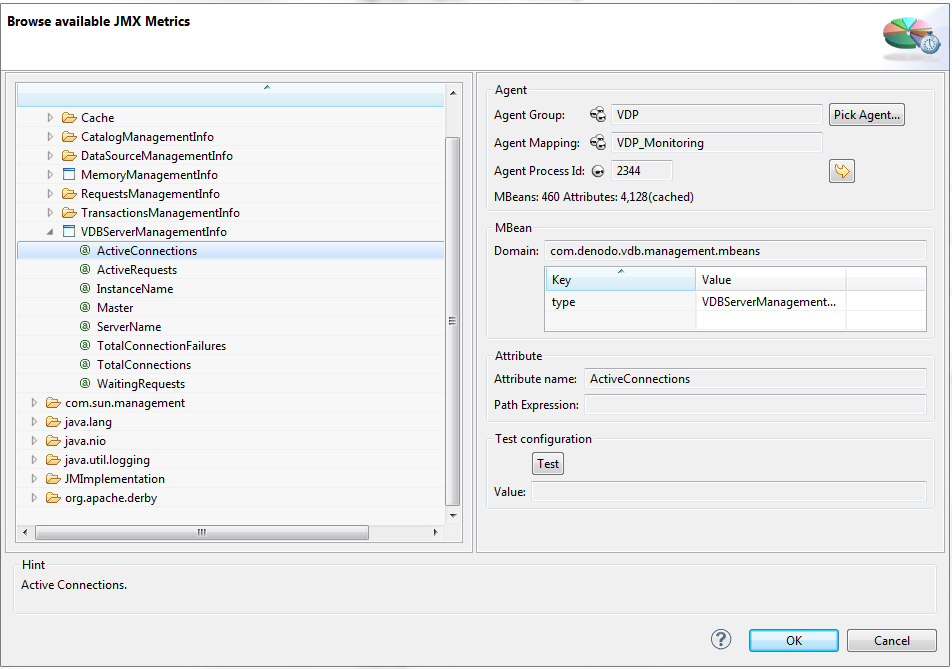 Using DynaTrace Application Performance Management with Denodo