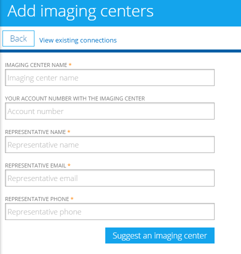 Suggest an imaging center2png