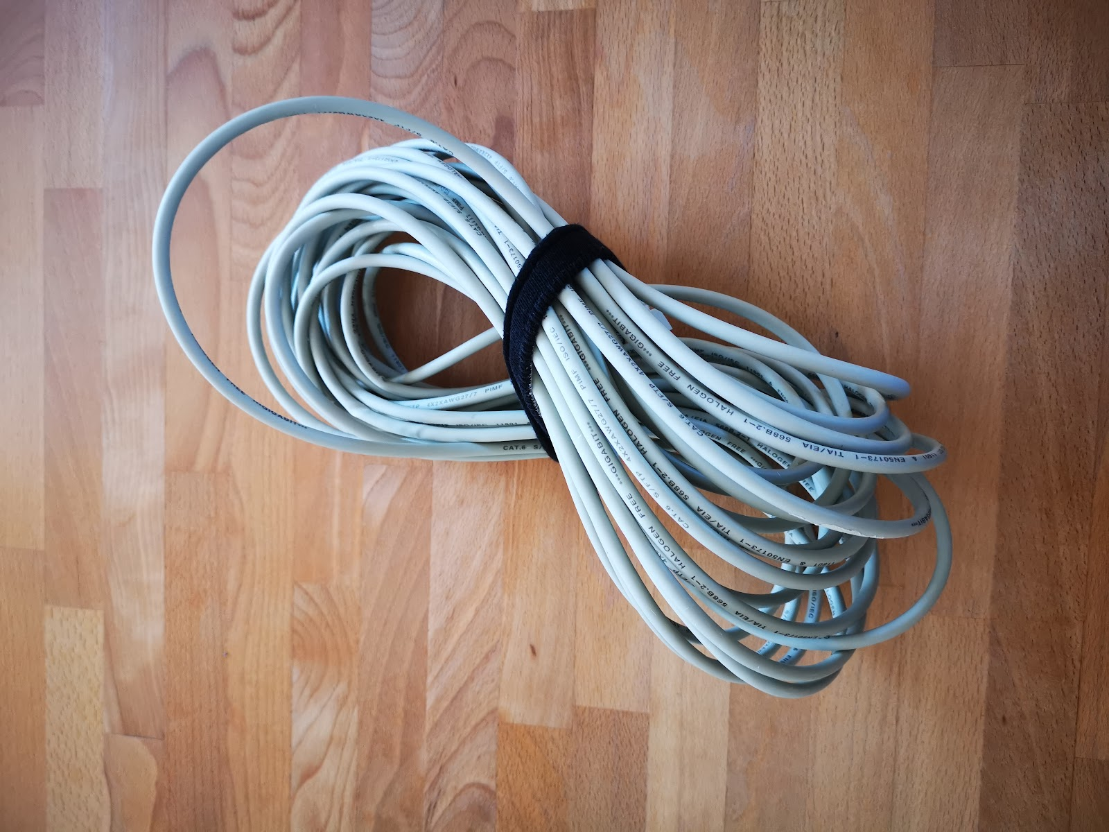 kabel zusammenbinden