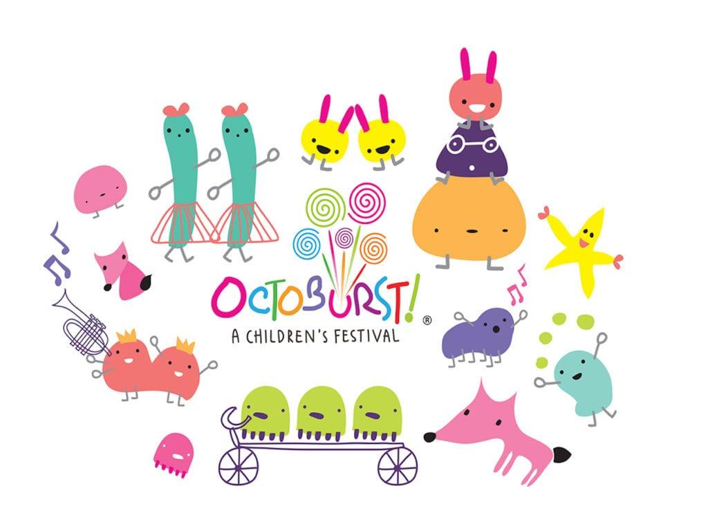 Octoburst Children's Festivals in Singapore