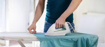 Cómo ahorrar planchando la ropa