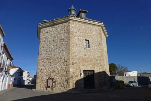 Ermita de la Veracruz in Tembleque, design follows the Holy Sepulcher of Jerusalem