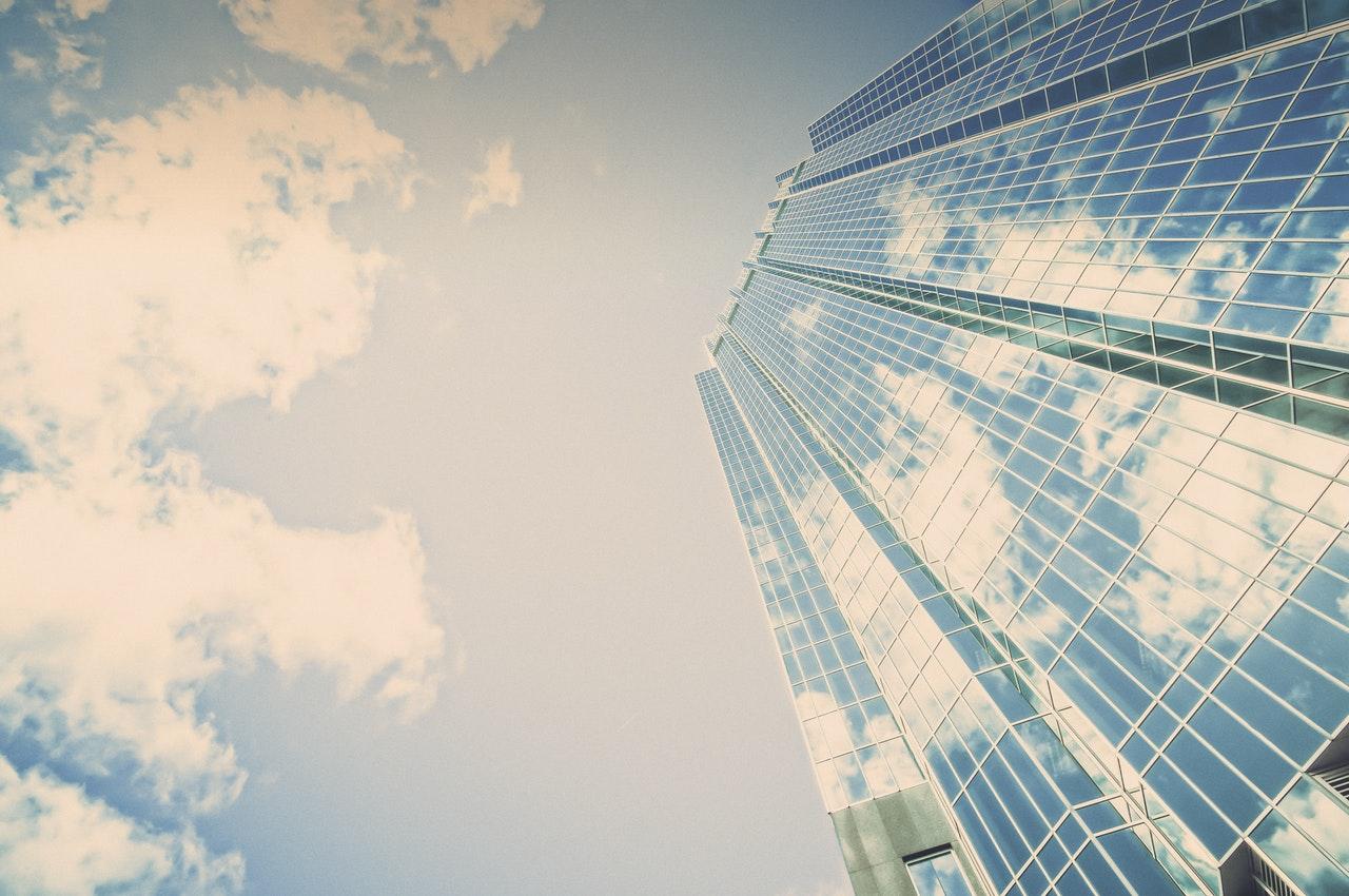 небоскреб в небе метод создания контента небоскреб