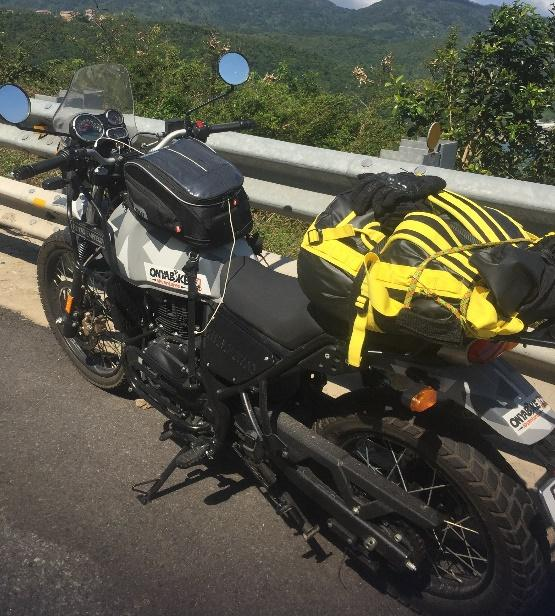 Onyabike Adventures suggested bags to use to complete your gear in Vietnam