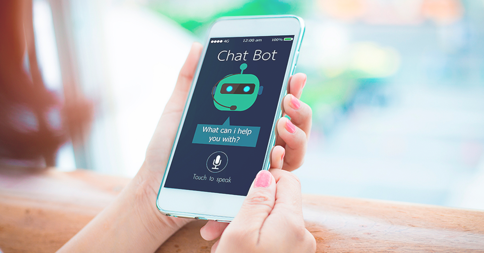 Chatbots Marketing trend 2019