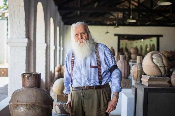 Morreu aos 92 anos o artista Francisco Brennand