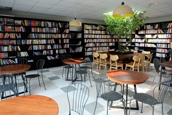 Thi công quán cafe trọn gói