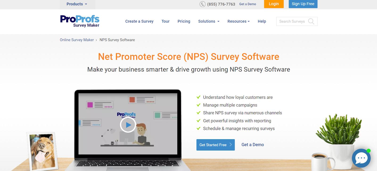 NPS tools