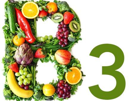 Vitamin B3 là gì