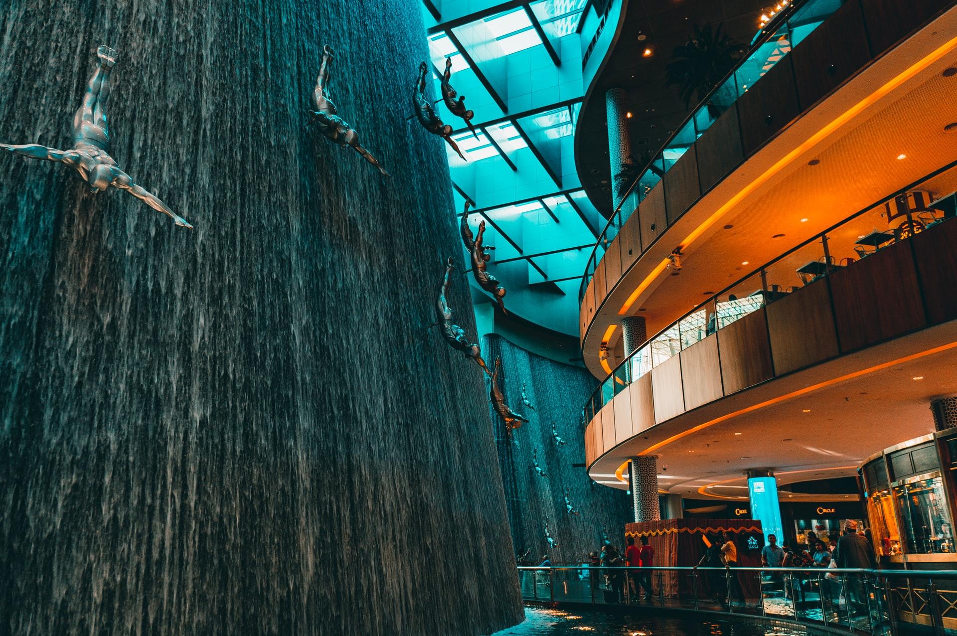 Dubai Mall Xplore Dubai