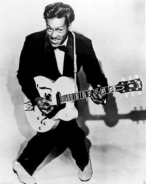 Chuck Berry - Pai do Rock n Roll