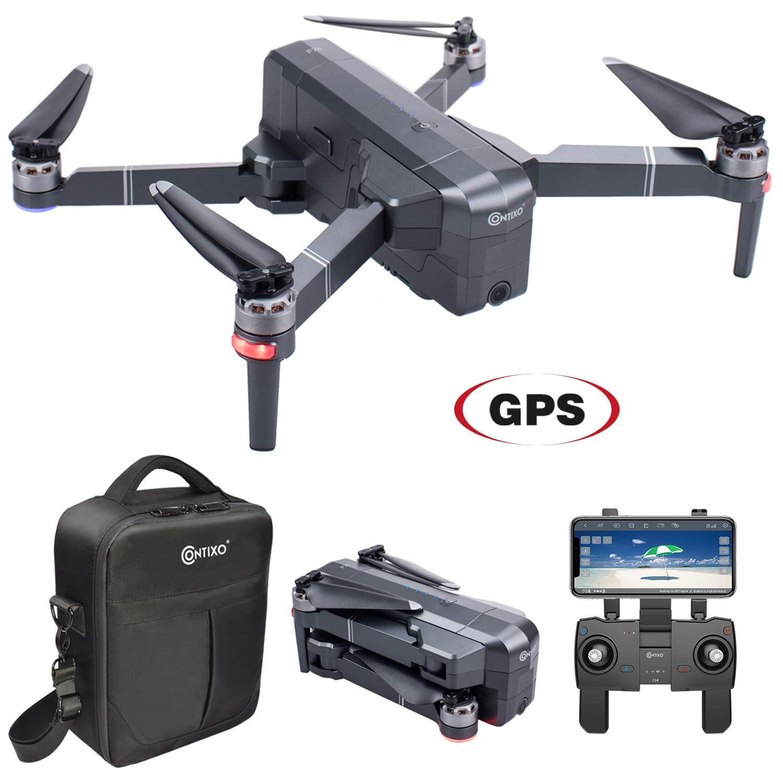 Contixo F24 Foldable Drone