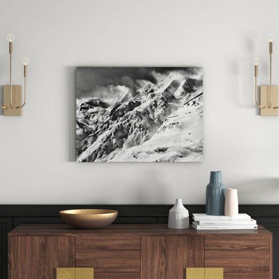 decor tablou abstract