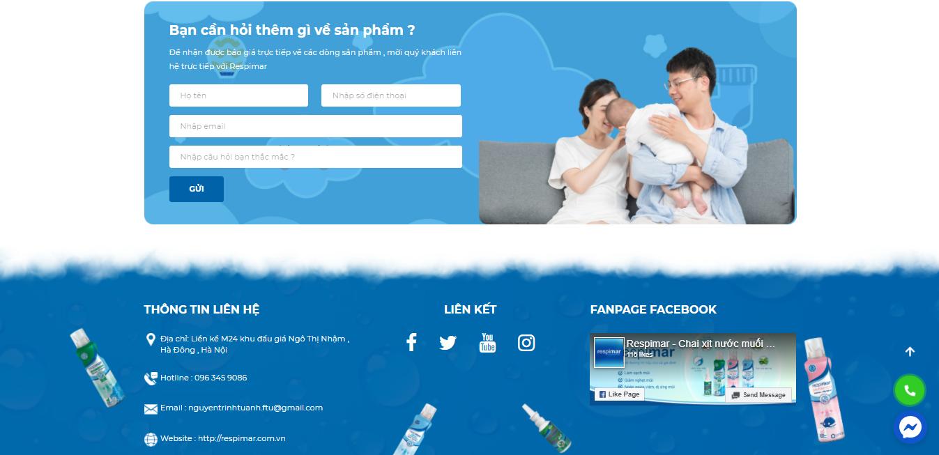Landing page giới thiệu sản phẩm mới ngành Dược cần được thiết kế như thế nào?