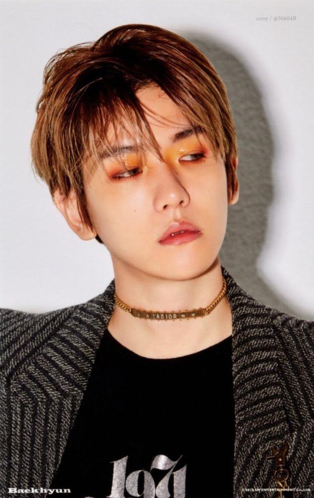 Exo's Baekhyun.