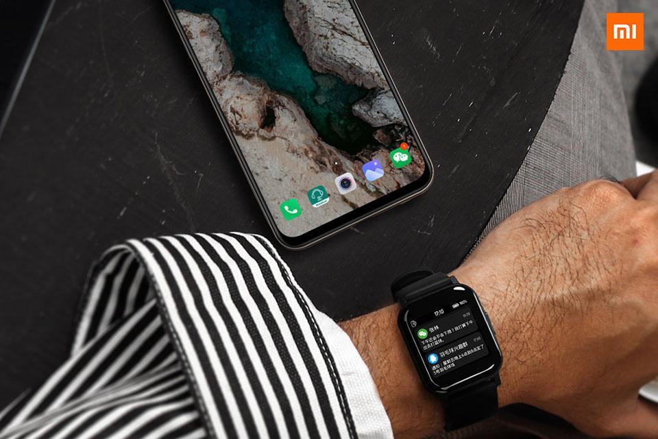 Đồng hồ thông minh Xiaomi Haylou LS02 chính hãng giá rẻ