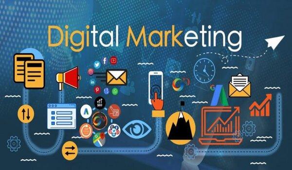 Digital Marketing - Tiếp thị kỹ thuật số