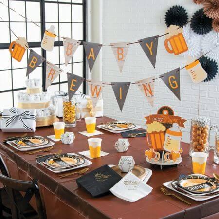 Diaper Party Theme Ideas